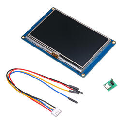 RPI 2A/2B touch kit NX4827T043